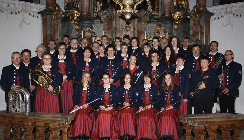 Nach dem Kirchenkonzert 2011